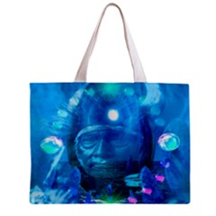 Magician All Over Print Tiny Tote Bag