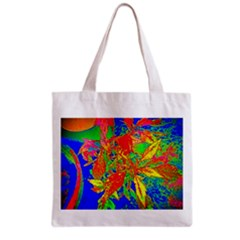Sun Coleus Enhanced All Over Print Grocery Tote Bag