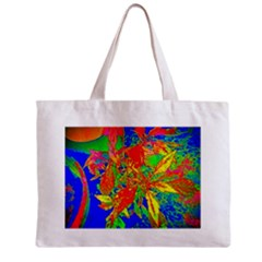Sun Coleus Enhanced All Over Print Tiny Tote Bag