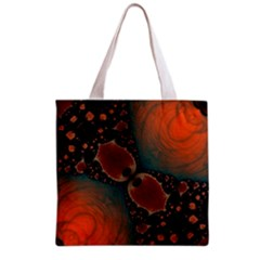 Elegant Delight All Over Print Grocery Tote Bag