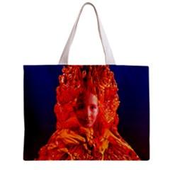 Organic Meditation All Over Print Tiny Tote Bag