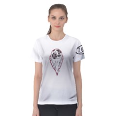 7 Gates Graffix All Over Print Sport T-shirt (Women)