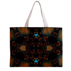Coffee Cream  All Over Print Tiny Tote Bag