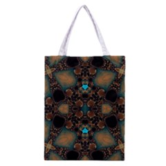 Coffee Cream  All Over Print Classic Tote Bag