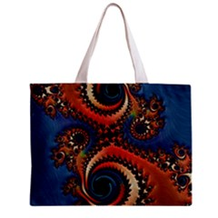 Dragon  All Over Print Tiny Tote Bag