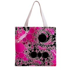 Pink Cotton Kandy  All Over Print Grocery Tote Bag