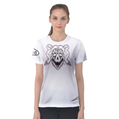 7 Gates Graffix All Over Print Sport T-shirt (Women)