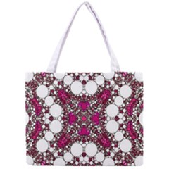 Pink Pearl All Over Print Tiny Tote Bag