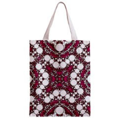 Pink Pearl All Over Print Classic Tote Bag