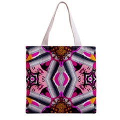 Fashion Girl All Over Print Grocery Tote Bag