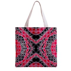 Black Widow  All Over Print Grocery Tote Bag