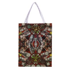 Crazy Abstract  All Over Print Classic Tote Bag