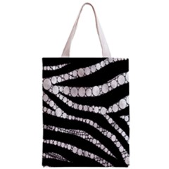 Spoiled Zebra  All Over Print Classic Tote Bag