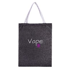 Vape Life  All Over Print Classic Tote Bag