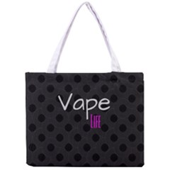 Vape Life Twirlz All Over Print Tiny Tote Bag