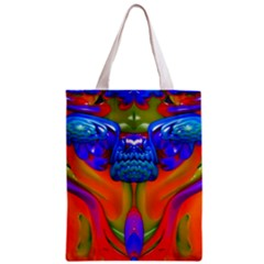 Lava Creature All Over Print Classic Tote Bag