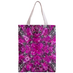 Dazzling Hot Pink All Over Print Classic Tote Bag