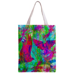 Birds In Flight All Over Print Classic Tote Bag