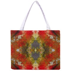 Bright Jello Abstract  All Over Print Tiny Tote Bag