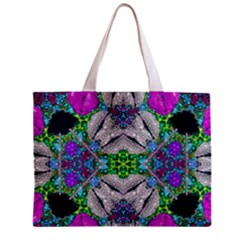 Crazy Lips  All Over Print Tiny Tote Bag
