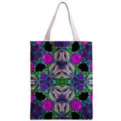 Crazy Lips  All Over Print Classic Tote Bag