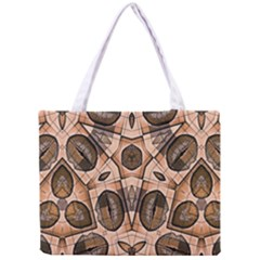 Chocolate Kisses All Over Print Tiny Tote Bag
