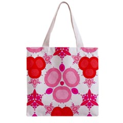 Strawberry Shortcakee All Over Print Grocery Tote Bag