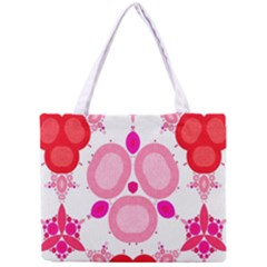 Strawberry Shortcakee All Over Print Tiny Tote Bag