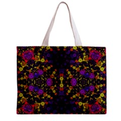 Color Bursts  All Over Print Tiny Tote Bag