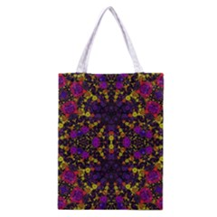 Color Bursts  All Over Print Classic Tote Bag