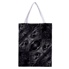 Melted Liquorish  All Over Print Classic Tote Bag