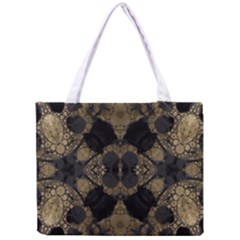 Golden Skulls  All Over Print Tiny Tote Bag