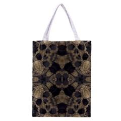 Golden Skulls  All Over Print Classic Tote Bag