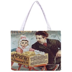 Babbitt s Soap Powder All Over Print Tiny Tote Bag