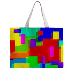 Pattern All Over Print Tiny Tote Bag