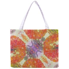 Abstract Lips  All Over Print Tiny Tote Bag