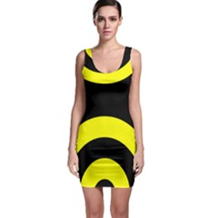 Crazy Beautiful Abstract Bodycon Dress