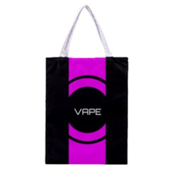 Vape Abstract All Over Print Classic Tote Bag