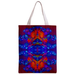 Abstract Reflections All Over Print Classic Tote Bag