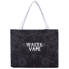 Wake&vape Leopard  All Over Print Tiny Tote Bag