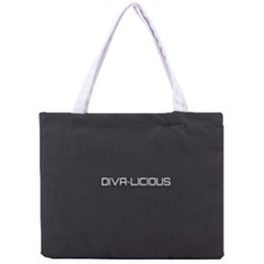 Diva Licious  All Over Print Tiny Tote Bag