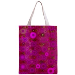Pinka Dots  All Over Print Classic Tote Bag