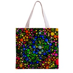 Bling Skiddles All Over Print Grocery Tote Bag