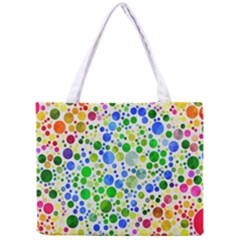 Neon Skiddles All Over Print Tiny Tote Bag