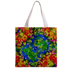 Skiddles All Over Print Grocery Tote Bag