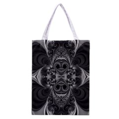 Blackened  All Over Print Classic Tote Bag