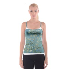 Vincent Van Gogh, Almond Blossom All Over Print Spaghetti Strap Top