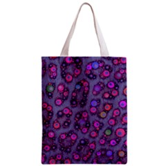 Florescent Cheetah All Over Print Classic Tote Bag