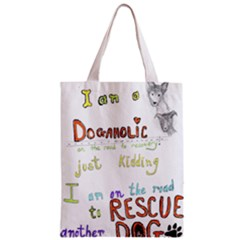 D0gaholic All Over Print Classic Tote Bag
