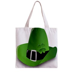 Irish Shamrock Hat152049 640 All Over Print Grocery Tote Bag